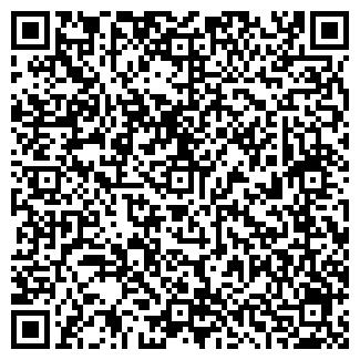 QR-код с контактной информацией организации НЕВСКИЙ ДОМ ФИАЛКИ