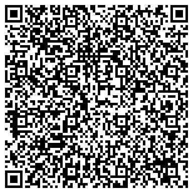 QR-код с контактной информацией организации FISHEYE DESIGN & ARCHITECTURE