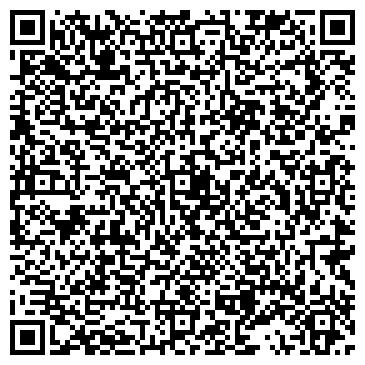 QR-код с контактной информацией организации УДАЧНЫЙ ВЫБОР
