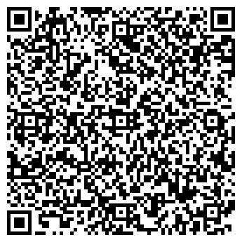 QR-код с контактной информацией организации ИНДЕКС ЦЕНТР КРАСОТЫ