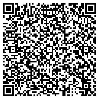 QR-код с контактной информацией организации БЛОНДИ