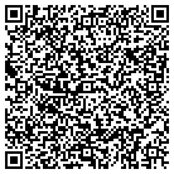 QR-код с контактной информацией организации МАНИЯ ЖИЗНИ