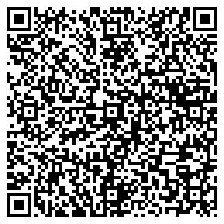 QR-код с контактной информацией организации ALIBI