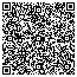 QR-код с контактной информацией организации NAIL CLUB