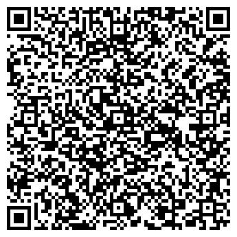 QR-код с контактной информацией организации IVAN CATERING
