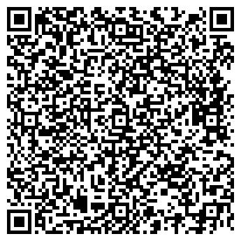 QR-код с контактной информацией организации КВАДРАТ-ГАЛЕРЕЯ