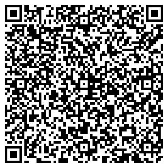 QR-код с контактной информацией организации РУССКИЙ ПОРТРЕТ