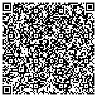 QR-код с контактной информацией организации Пейнтбольный клуб