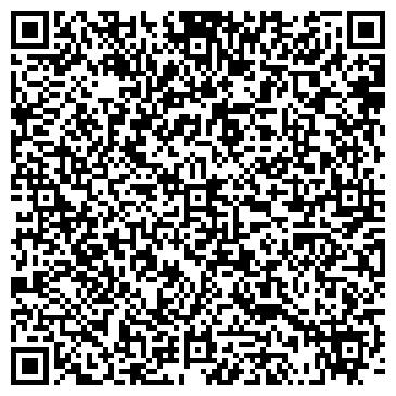 QR-код с контактной информацией организации МЕТЕОР КЛУБ АТЛЕТИЧЕСКОЙ ГИМНАСТИКИ