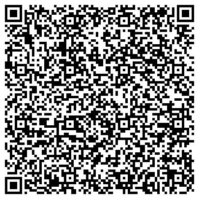 QR-код с контактной информацией организации СПОРТИВНОГО ЦЕНТРА ПЕТРОГРАДЕЦ БАССЕЙН, ДЕМИДА МОМОТА ШКОЛА БОЕВЫХ ИСКУССТВ