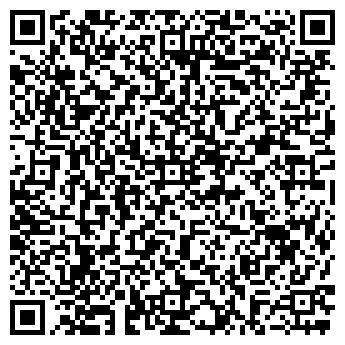QR-код с контактной информацией организации ТРЕНАЖЕРНЫЙ ЗАЛ ЛДМ