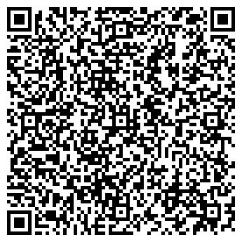 QR-код с контактной информацией организации ДЕТСКИЙ ТЕННИСНЫЙ ЦЕНТР