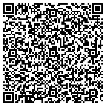 QR-код с контактной информацией организации ФОРСАЖ ФИТНЕС-КЛУБ