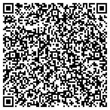 QR-код с контактной информацией организации МЕТРОСТРОЯ СПОРТИВНЫЙ КЛУБ