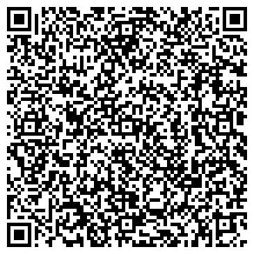 QR-код с контактной информацией организации ВОСТОК-ЗАПАД СУШИ-БАР