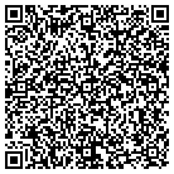 QR-код с контактной информацией организации ТЕАТРАЛЬНАЯ ТРАПЕЗА