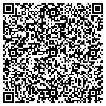 QR-код с контактной информацией организации FISH & OLIVES
