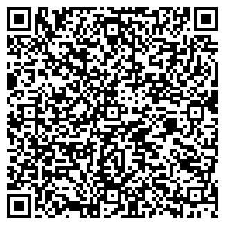 QR-код с контактной информацией организации GINZA