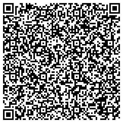 QR-код с контактной информацией организации СТУДЕНЧЕСКАЯ СТОЛОВАЯ ПРИ ХИМИКО-ТЕХНОЛОГИЧЕСКОЙ АКАДЕМИИ