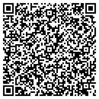 QR-код с контактной информацией организации МИР, ООО