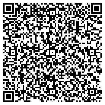 QR-код с контактной информацией организации CIBERSTORM