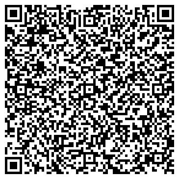 QR-код с контактной информацией организации ДВОРЦОВАЯ ПЛОЩАДЬ АВК