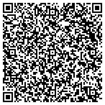 QR-код с контактной информацией организации НОВЫЙ ПРОЕКТ ИСК, ЗАО
