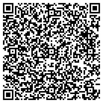 QR-код с контактной информацией организации СЕВЕРНЫЙ РУБЕЖ