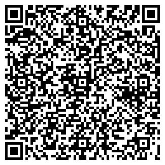 QR-код с контактной информацией организации ФОРСАД