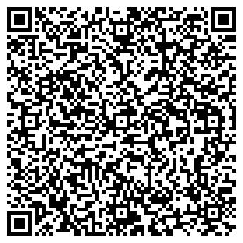 QR-код с контактной информацией организации МАНСАРДА ХУДОЖНИКОВ