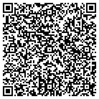 QR-код с контактной информацией организации ХОСТЕЛЫ СОНЕТТ