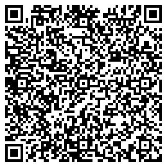 QR-код с контактной информацией организации АВТОБЛОК