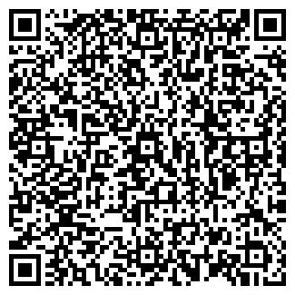 QR-код с контактной информацией организации САТУРН ТД