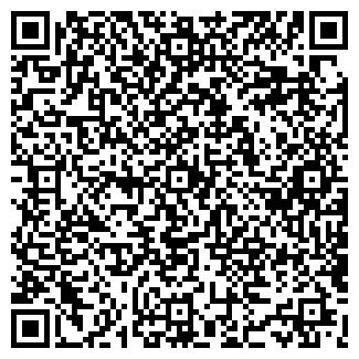 QR-код с контактной информацией организации ФРАНТИ