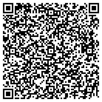 QR-код с контактной информацией организации ЦВЕТЫ И ПОДАРКИ