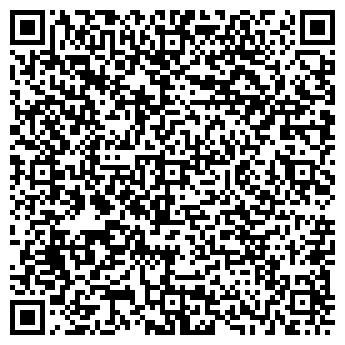 QR-код с контактной информацией организации THE ROOM, ИП