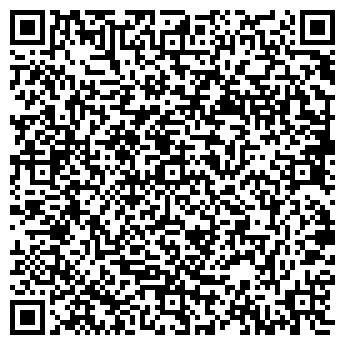 QR-код с контактной информацией организации ТКАНИ-САЛОН