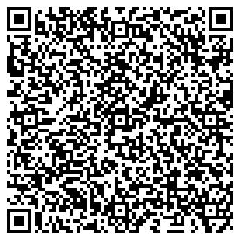 QR-код с контактной информацией организации КОНТРАКТ-СЕРВЕР, ООО