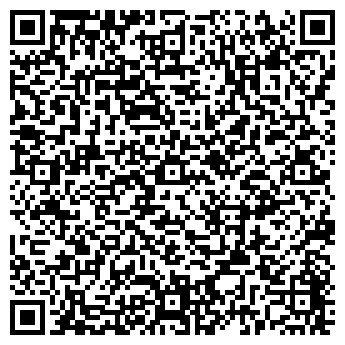 QR-код с контактной информацией организации РУСЬ-АВТО, ЗАО