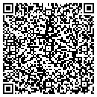 QR-код с контактной информацией организации ПЛАЗА, ЗАО