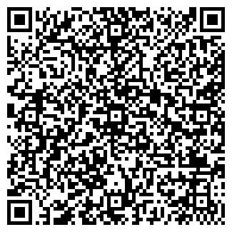 QR-код с контактной информацией организации ДЕНВЕР
