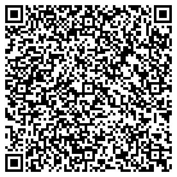 QR-код с контактной информацией организации «RICOS»