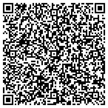 QR-код с контактной информацией организации МЕДИКО-СОЦИАЛЬНАЯ ЭКСПЕРТИЗА ФИЛИАЛ № 43 КАРДИОЛОГИЧЕСКОГО ПРОФИЛЯ
