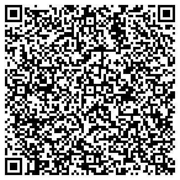 QR-код с контактной информацией организации ШКОЛА ФИГУРНОГО КАТАНИЯ (ЦПК И О)