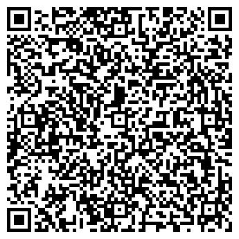 QR-код с контактной информацией организации ДХШ ИМ. Б. М. КУСТОДИЕВА