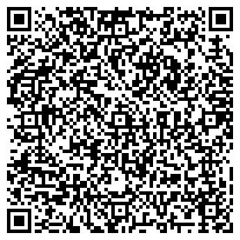 QR-код с контактной информацией организации КОНТУР НПО, ОАО