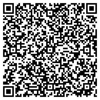 QR-код с контактной информацией организации РОДОС, ООО