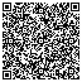 QR-код с контактной информацией организации ЛАД, НОУ