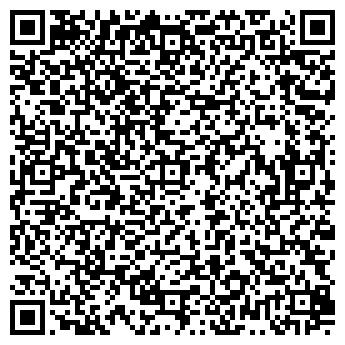 QR-код с контактной информацией организации ЛУЧ ГСК