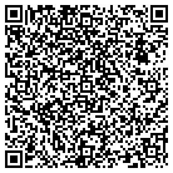 QR-код с контактной информацией организации АГРЕГАТ СПОРТКЛУБ